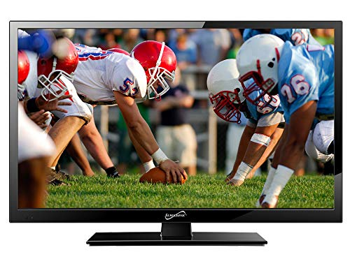 SuperSonic SC-2411H LED Widescreen HDTV 24' Flat Screen with USB...
