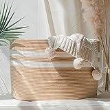 Extra Large Storage Basket – 22' X 14' XXXL Toy Basket –...
