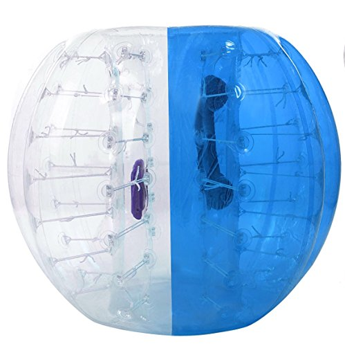 Inflatable Bumper Ball 1.2M 4FT/1.5M 5FT Diameter Bubble Soccer Ball...