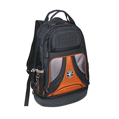 Klein Tools 55421BP-14 Tool Bag Backpack, Heavy Duty Tradesman Pro...