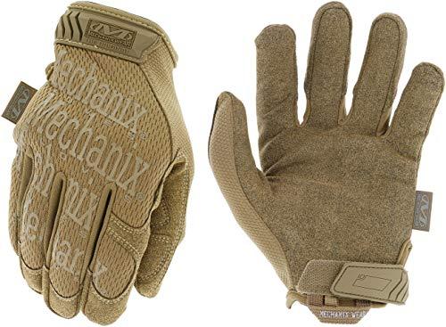 Mechanix Wear: The Original Coyote Tactical Work Gloves (Large, Brown)