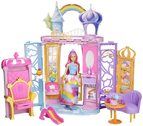 Barbie Dreamtopia Doll and Castle