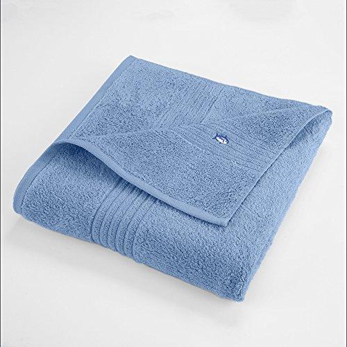Southern Tide Performance 5.0 Bath Towel, 30'W x 54'L, Little Boy Blue