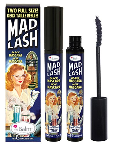 theBalm Mad Lash Full Size Duo Voluminous Mascara Set, Black,...