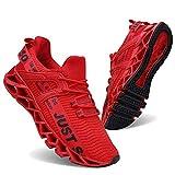 COKAFIL Mens Walking Shoes Running Athletic Fashion Tennis Blade...