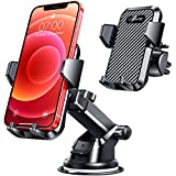 VANMASS Car Phone Mount,【Patent & Safety Certs】Upgraded Handsfree...