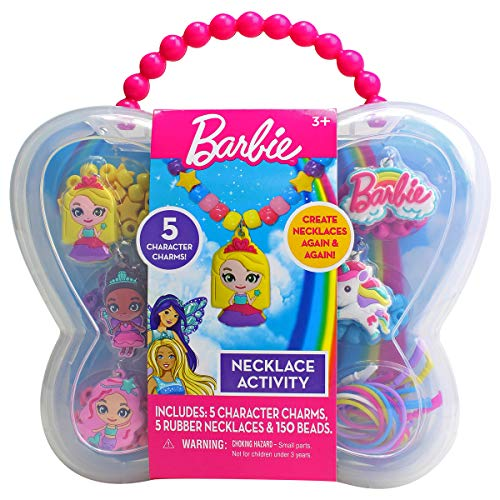 Tara Toys Barbie Necklace Activity Set