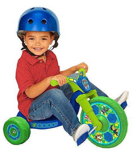 "Paw Patrol 10"" Fly Wheels Junior Cruiser Ride-On Pedal-Powered..."