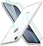 AEDILYS Compatible with iPhone XR Case.[Airbag Series] with [2 x...
