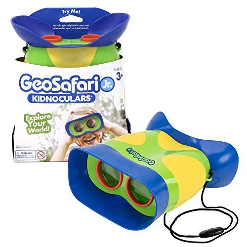 Educational Insights GeoSafari Jr. Kidnoculars Binoculars for Kids,...