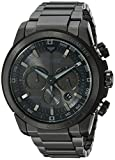 Citizen Men's Eco-Drive Chronograph Stainless Steel Watch with Date,...