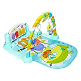 Christoy Baby Play Gym Kick and Play Mat Newborn Activity Gym Lay &...