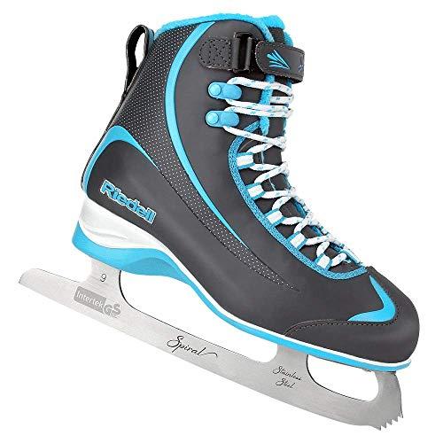 Riedell Skates - 625 Soar - Soft Beginner Figure Ice Skates