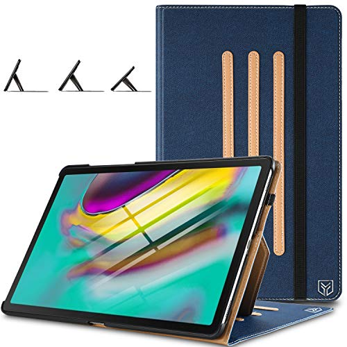 Yocktec Case for Samsung Galaxy TAB S5E, Ultra Lightweight Smart Cover...