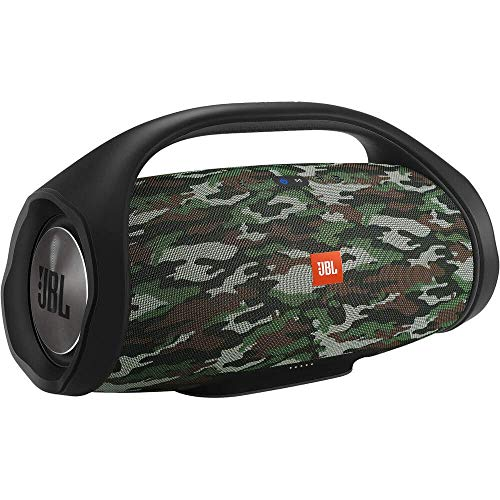 JBL Boombox Portable Wireless Bluetooth Waterproof Speaker -...