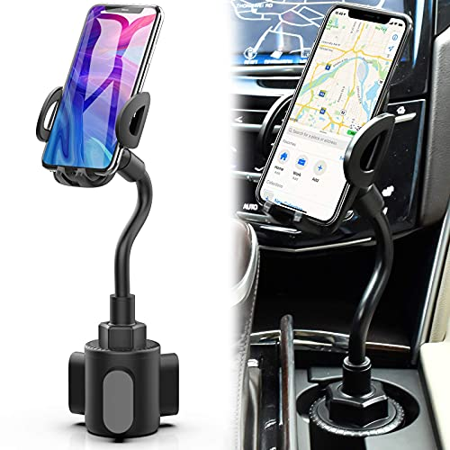 Cup Car Phone Holder for Car,bokilino Car Cup Holder Phone Mount,...