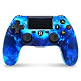 ISHAKO Wireless Controller Compatible with PS4 / Pro/Slim/PC with High...