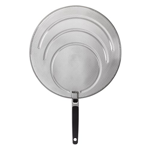OXO Good Grips Stainless Steel Splatter Screen with Folding Handle