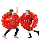 SUNSHINE-MALL Inflatable Bubble Balls for Kids,Inflatable Buddy Bumper...