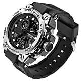 Men's Military Watch Outdoor Sports Electronic Watch Tactical Army...