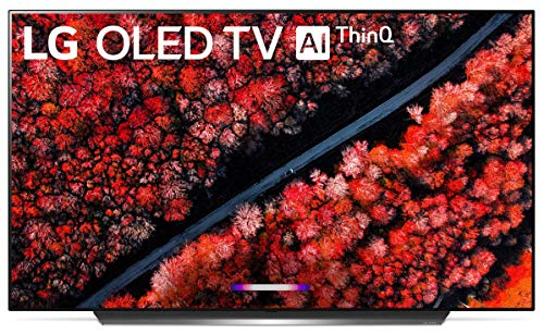 LG C9 Series Smart OLED TV - 65' 4K Ultra HD with Alexa Built-in, 2019...