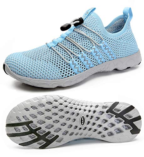 DLGJPA Women's Quick Drying Water Shoes for Beach or Water Sports...