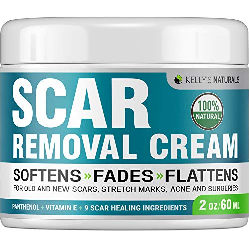 Scar Removal Cream - Effective Stretch Mark Removal - Natural Skin...