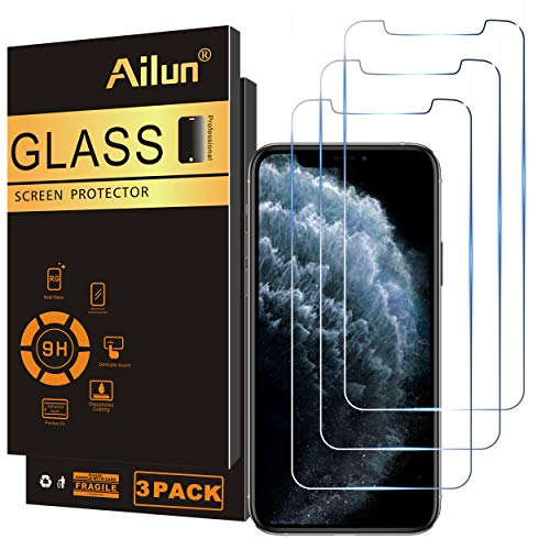 Ailun Compatible for iPhone XS/iPhone X/iPhone 11 Pro Screen...