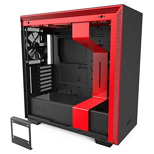 NZXT H710 - CA-H710B-BR - ATX Mid Tower PC Gaming Case - Front I/O USB...