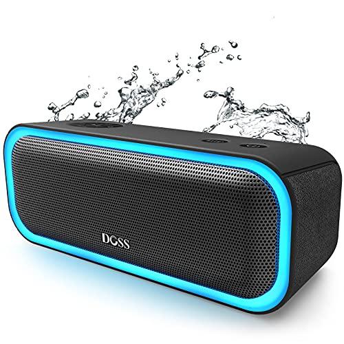 Bluetooth Speakers, DOSS SoundBox Pro Portable Wireless Bluetooth...