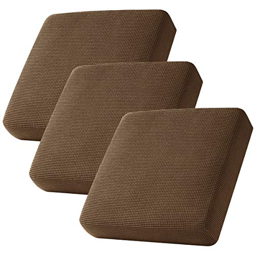 CHUN YI Stretch Couch Cushion Covers, Seat Slipcovers Replacement...