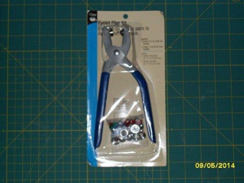 Dritz 574, Eyelet Pliers, Turquoise
