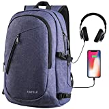 College Laptop Backpack, Anti Theft Water Resistant Student High...
