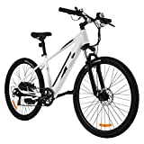 ANCHEER 27.5' Aluminum Electric Bike, 700C 350W Adults Electric...