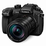 Panasonic LUMIX GH5 4K Mirrorless Camera with Lecia VARIO-Elmarit...