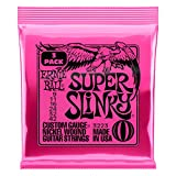 Ernie Ball Super Slinky Nickel Wound Sets, .009 - .042 (3 Pack)