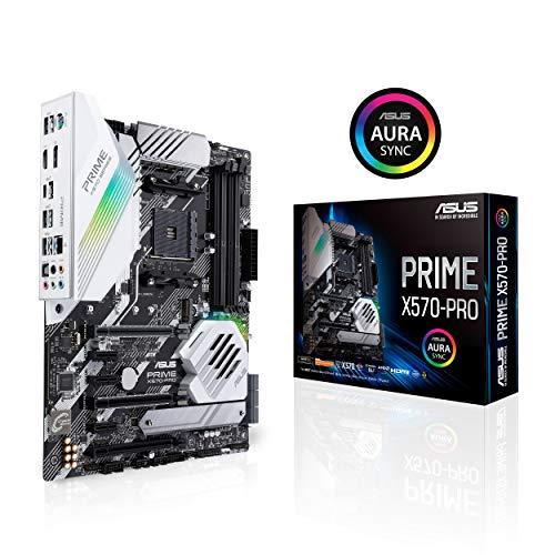 ASUS Prime X570-Pro AM4 Zen 3 Ryzen 5000 & 3rd Gen Ryzen ATX...