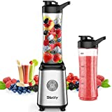 Sboly Personal Blender, Single Serve Blender for Smoothies and Shakes,...