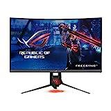 "ASUS 31.5"" Curved Gaming Monitor WQHD 1440p 144Hz DP HDMI Eye Care..."