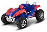 Kid Trax Marvel Spiderman Toddler ATV Ride On Toy, 12 Volt Battery,...