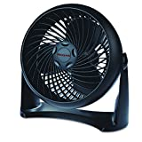 Honeywell HT-900 TurboForce Air Circulator Fan Black,Small