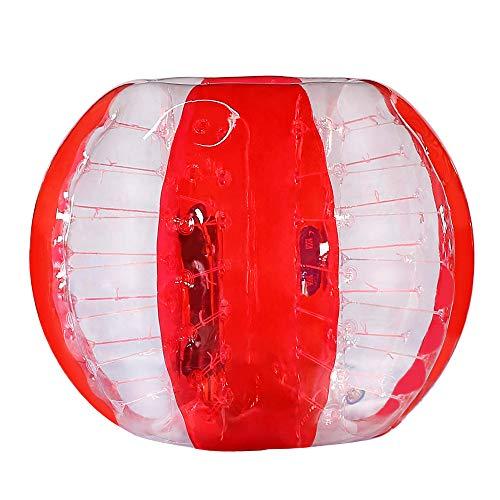 SAYOK Inflatable Bubble Ball Human Hamster Ball Bubble Soccer 1.5M/5...