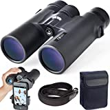 Gosky 10x42 Roof Prism Binoculars for Adults, HD Professional...