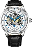 Stuhrling Original Mens Watch-Automatic Watch Skeleton Watches for Men...