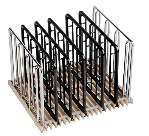 EVERIE Weight-Added Sous Vide Rack Divider for Sous Vide Even Heating,...