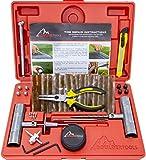 Boulder Tools - Heavy Duty Tire Repair Kit for Car, Truck, RV, SUV,...
