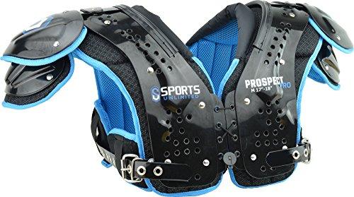 Sports Unlimited Prospect Pro Adult Football Shoulder Pads