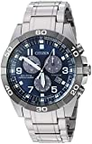 Citizen Watches Eco-Drive Titanium Strap Casual Watch for Men,...