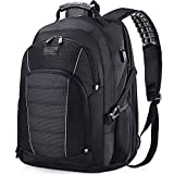 Laptop Backpack, Extra Large 17 Inch Business Travel Backpack with USB...