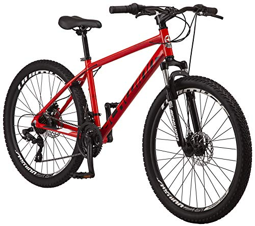 Schwinn High Timber ALX Youth/Adult Mountain Bike, Aluminum Frame and...